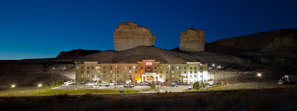 Hampton Inn, Green River, Wyoming